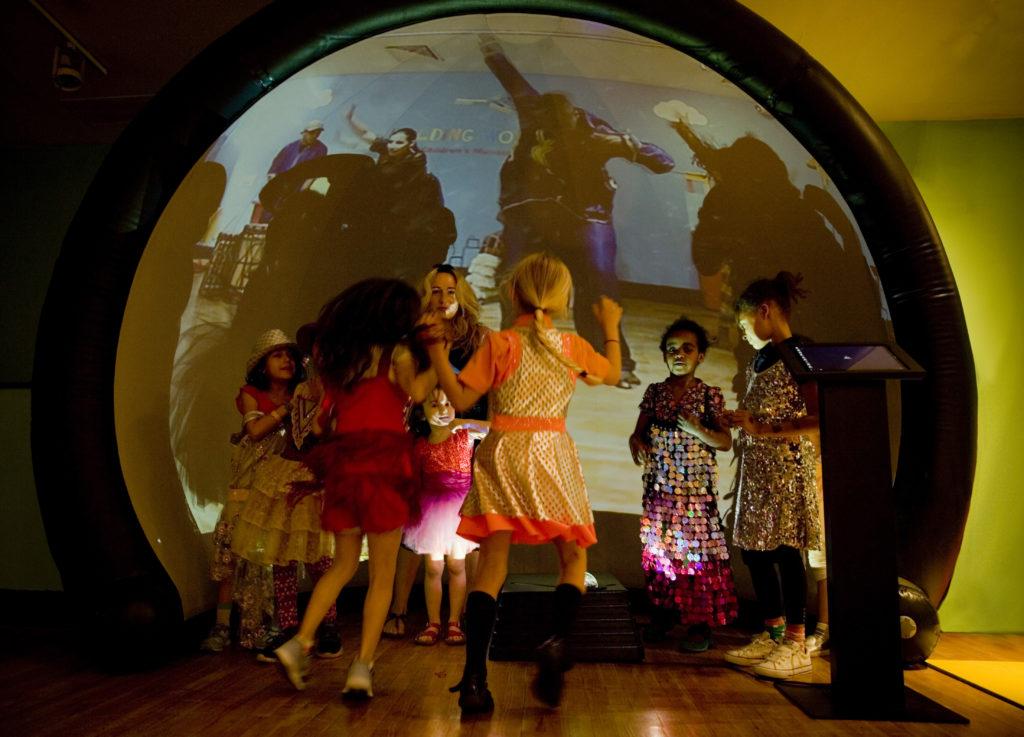 Dance at Children's Museum